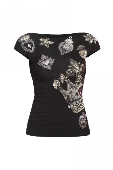 DESIGNER TOP - CROWN